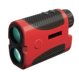 Laser Range Finder Scope 800yard 6X25 for Camping Hunting /Beeline Heigh Angle Measurement (D800X)