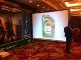 Cheap Price Fast Fold Projector Screen / Folding Screen