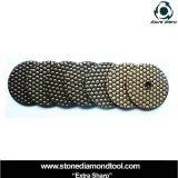 DMD-01 Diamond Dry Flexible Polishing Pads