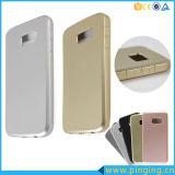 Thicken Metallic Paint TPU Phone Case for Samsung S4 Mini/S5/S6/S7