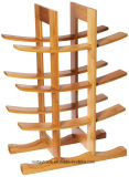Bottle Bamboo New Wine Rack