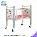 Bam001c Hospital Home Care Stainless Steel Baby Bed