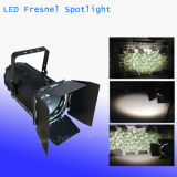 Manual Zoom 150W LED Fresnel Video Studio Lighting