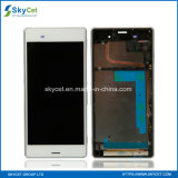 Cell Phone LCD Touch Screen Assembly with Frame for Sony Xperia Z3 D6603 D6643 C6653