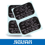 High Temperature Resistant Electronic Label (DC-LAB014)