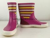 Popular Style Kid Rubber Rain Boots, Child Rain Boot, Children Rubber Boot, Fashion Boots