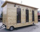 Custom Built Mobile Toilets Trailers