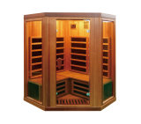 Far Infrared Sauna Room Solid Wood Sauna