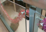 6.38mm-21.52mm Clear Tempered Laminated Glass for Building