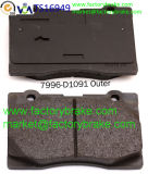 D1091-7996 Car Disc Brake Pad