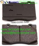 D1091-7996 Car Disc Brake Pad