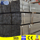 Q235 25X25mm Common Carbon Black Square Steel Pipes