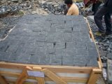 Black Basalt Cube Stone for Pavement