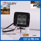 12W CREE LED Work Light Auto 4WD Light Lamp Factory