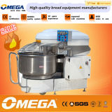 Double Speeds Automatic Removabel Bowl Spiral Dough Mixer with Component of Schneider and Sitec Time Controller