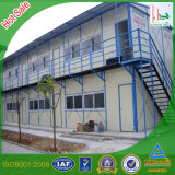 Two-Storey Steel Structure Prefabricated Housing (KHK2-521)
