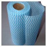 Nonwoven Cleaning Cloth in Roll