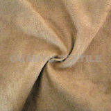 Faux Woven Suede Fabric for Home Upholstery