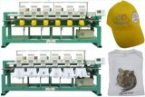 6 Heads Cap/Shirt Embroidery Machine (HFII-C906)