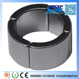 N45h Or20xir15xt13mm Permanent Neodymium Arc Magnet