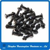 DIN603 DIN 603 Black Finish Carriage Bolt and Nut