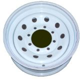 Chrome Trailer Wheels