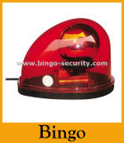12V Emergency Rotary Warning Lights for Police Car (Ltd-1201)