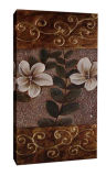 Decorative Floral Oil Painting (ADA9730)