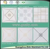 Aluminum Roller Coating Printing Ceiling Floor Tile for Decoration