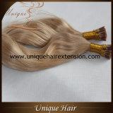 European Virgin Pre-Bonded I Tip Hair Extensions