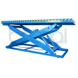 2t Single Scissor Lift Table with Ce&ISO9001