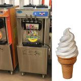 Counter Type Soft Ice Cream Machine with Air Pump