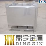 Stainless Steel IBC Tote Tank 1000L for Chemical