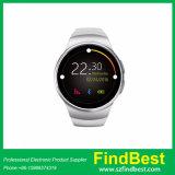 Kw18 IPS Round Screen Monitor Anti-Lost SIM Card Smart Watch