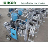 Piston Type 1 Bucket Milking Machine