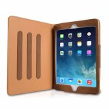 Business Wallet Cover Soft Leather Anti-Flip Sleep Case for Apple iPad2/3/4