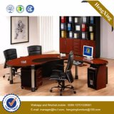 Big Size Classic Office Furniture Wooden Office Desk (HX-FCD001)