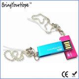 8GB Mini Swivel USB Pen Drive (XH-USB-004)