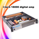 I-Tech18000 2 Channels 1800W X2 Professional High Power Amplifier