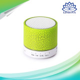 Mini Bluetooth Portable Speaker for Mobile MP3 with LED Light