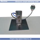 Ultrasonic Simple Belt Cutting Machine
