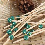 Hot-Sell Eco Bamboo Fruit Skewer/Stick/Pick (BC-BS1052)