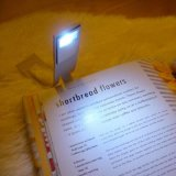 Clip-on Light LED Book Lamp LED Reading Book Flexible Nightlight
