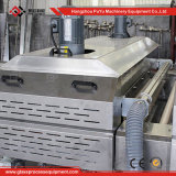 Horizontal Glass Washing and Drying Machine Before Coating or Printing