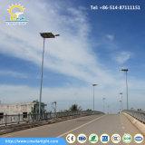 10m 100W Solar Street Light with LED Lamp
