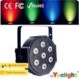 Stage Light 4 in 1 7X10W RGBW Full Color LED PAR Light