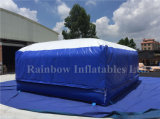 Rectangular Mat Inflatable Wholesale Trampoline for Sale