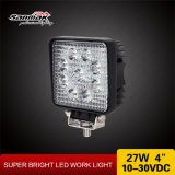"4"" LED  Flood  Lights 3W Epistar LED 4X4 Driving Light"