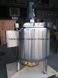 Stainless Steel Tank Body Lotion Mixing Tank