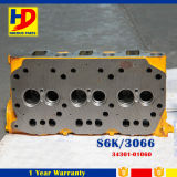 Engine Cylinder Head S6kt (34301-01060) for Caterpillar Excavator Parts